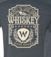 Load image into Gallery viewer, Fell in Love on Whiskey T-Shirt