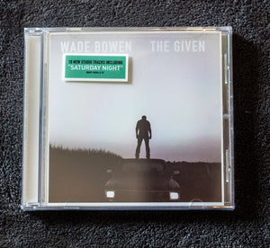 The Given CD