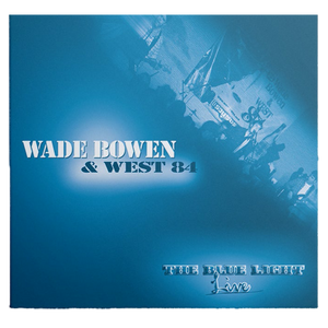 Blue Light Live CD