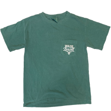 Load image into Gallery viewer, Classic Green Pocket T-Shirt