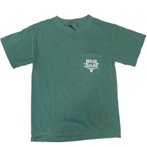 Classic Green Pocket T-Shirt
