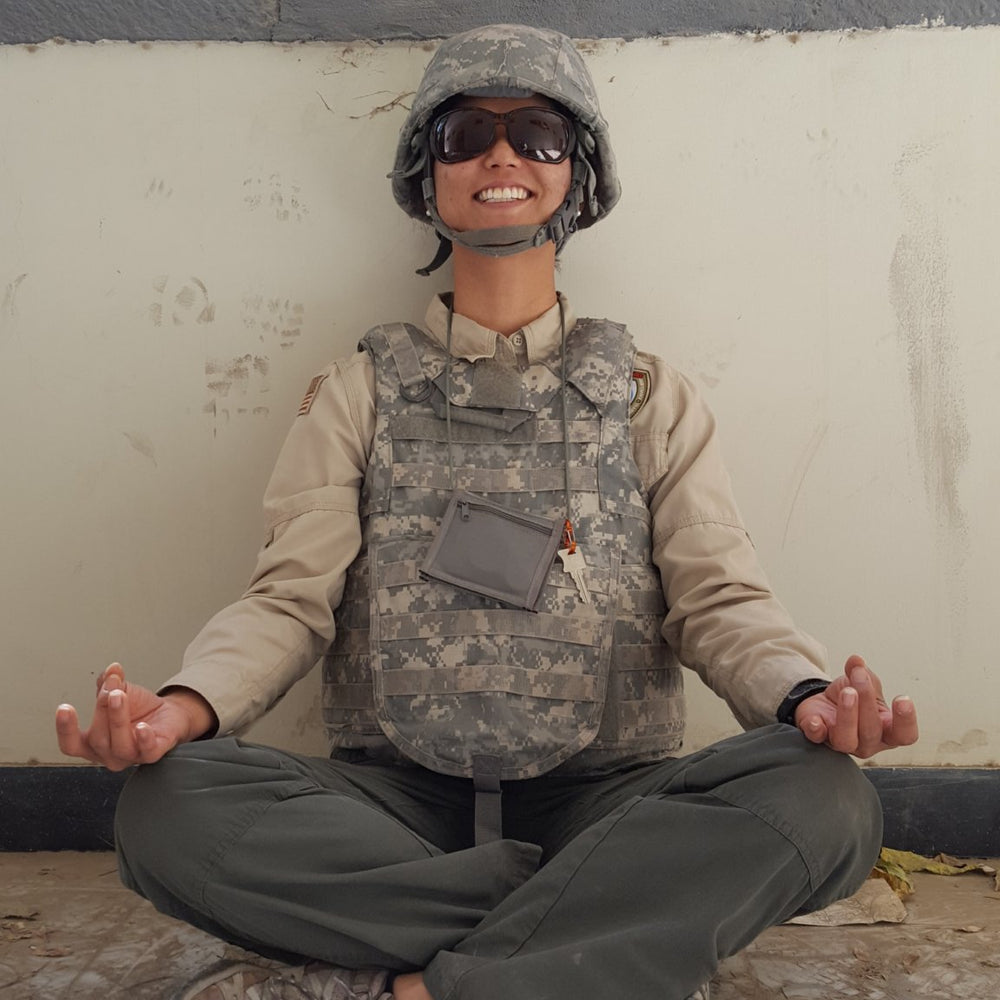 How it All Started: Afghanistan, Yoga, Breast Cancer