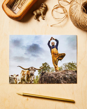 Load image into Gallery viewer, Veteran Farmer Tree Pose