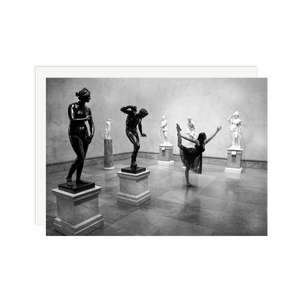 Load image into Gallery viewer, Getty Center Dancer Pose