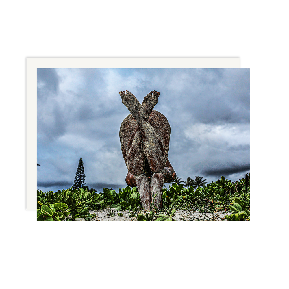 Load image into Gallery viewer, Hawaiian Egg Headstand