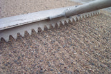 "GoodRAKE 36"" Magnesium Double Edged Rake Head"