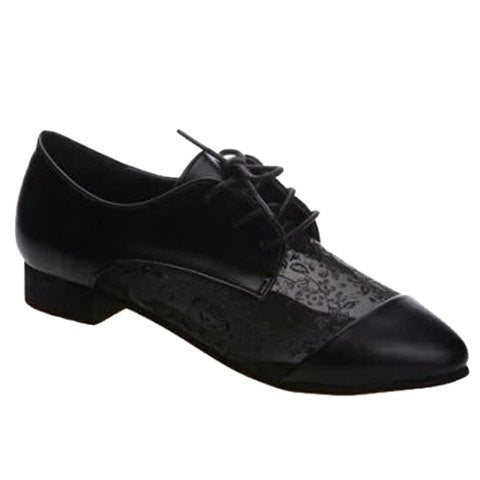 All About the Lace Retro Oxford Shoe
