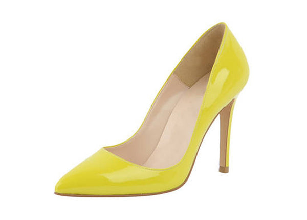 Elegant Women's Sexy Heel Pumps With Candy Color Design