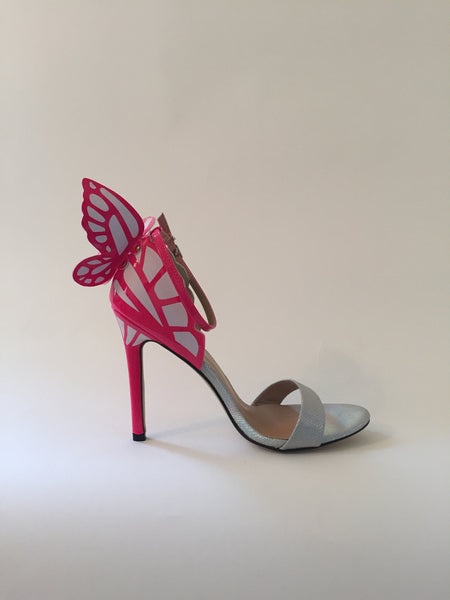 Butterfly Dreams Color Block Sandal