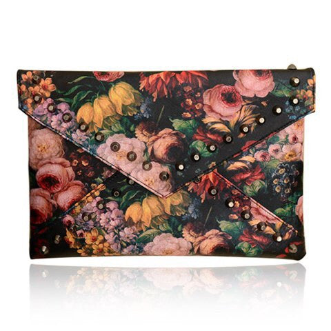 For the Love of Art Clutch