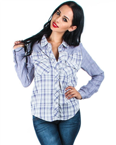 Marissa Button-Up Blouse