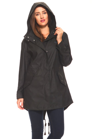 BCBG Water Repellent and Packable Jacket