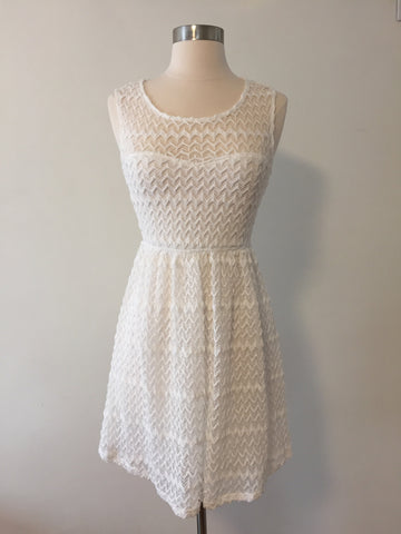 Hailey Crochet Dress