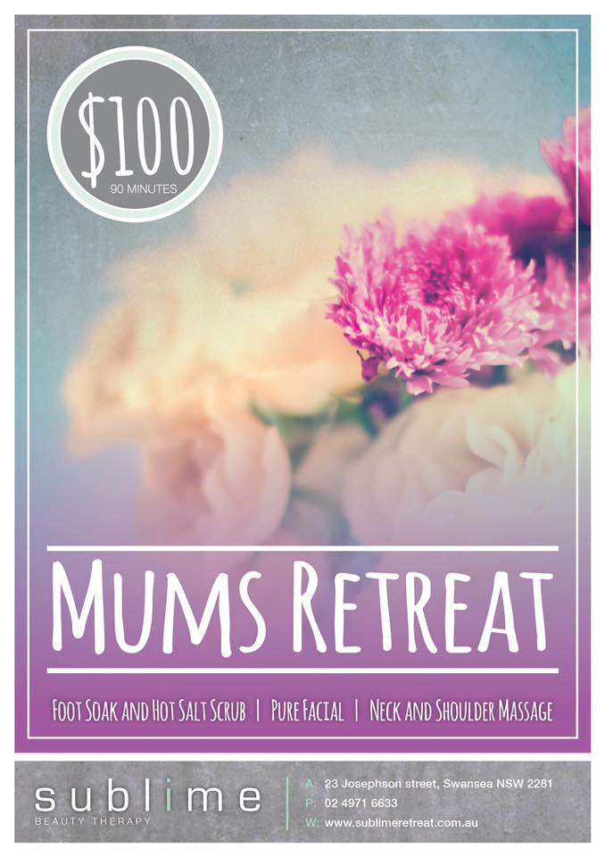 Mothers Day Sunday 8th May