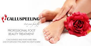 Medi -Pedi Callus Peel Treatment