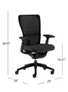 CHR2- Haworth / Zody Task Chair