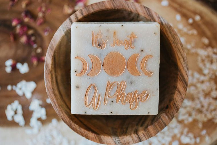 Cinnamon Latte Soap Bar - The Self-Care Seed Co.