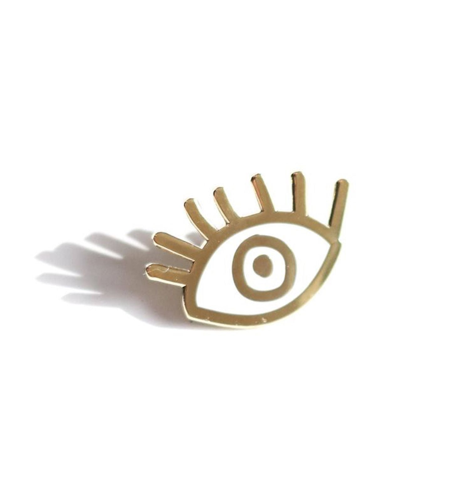 Third Eye Enamel Pin - The Self-Care Seed Co.