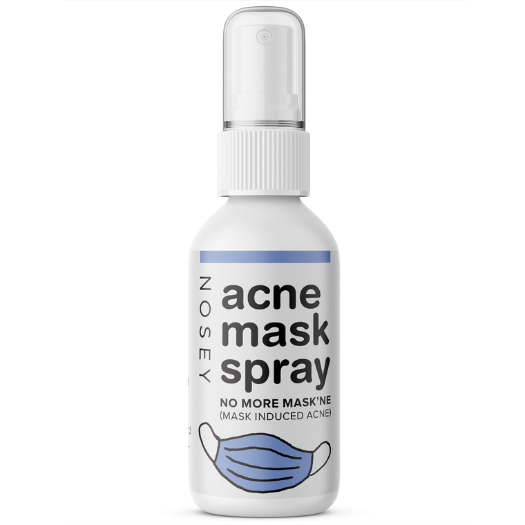 Acne Face Mask Spray - The Self-Care Seed Co.