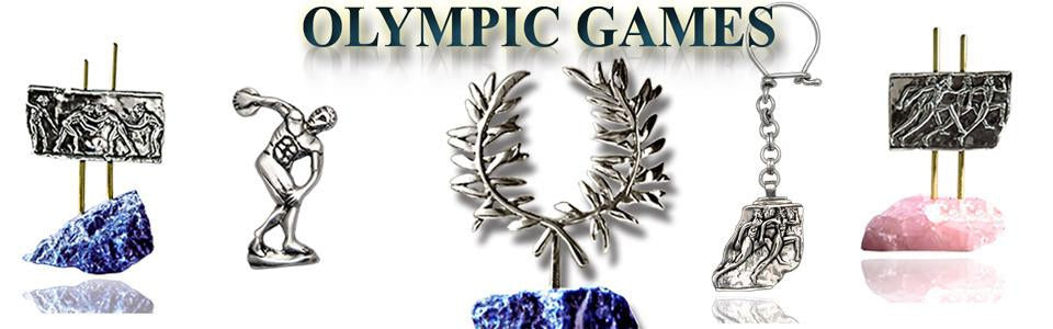 Ancient Greek Olympic Games-ELEFTHERIOU EL