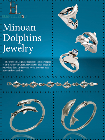 ELEFTHERIOU EL Greek Summer Minoan Jewelry