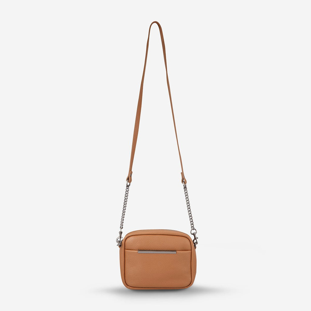 STATUS ANXIETY CULT BAG - TAN