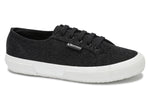 SUPERGA 2750 JERSEYLUREXW - BLACK