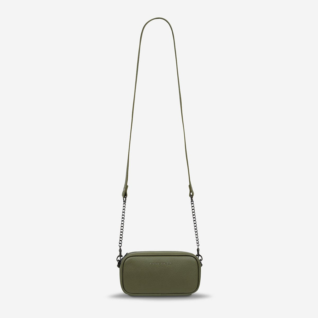 STATUS ANXIETY NEW NORMAL BAG - KHAKI