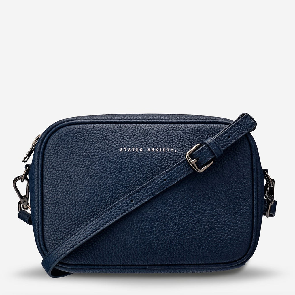 STATUS ANXIETY PLUNDER BAG - NAVY