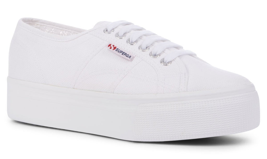 SUPERGA 2790 LINEA UP DOWN - PURE WHITE