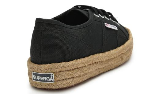 SUPERGA 2730 COTROPEW - BLACK