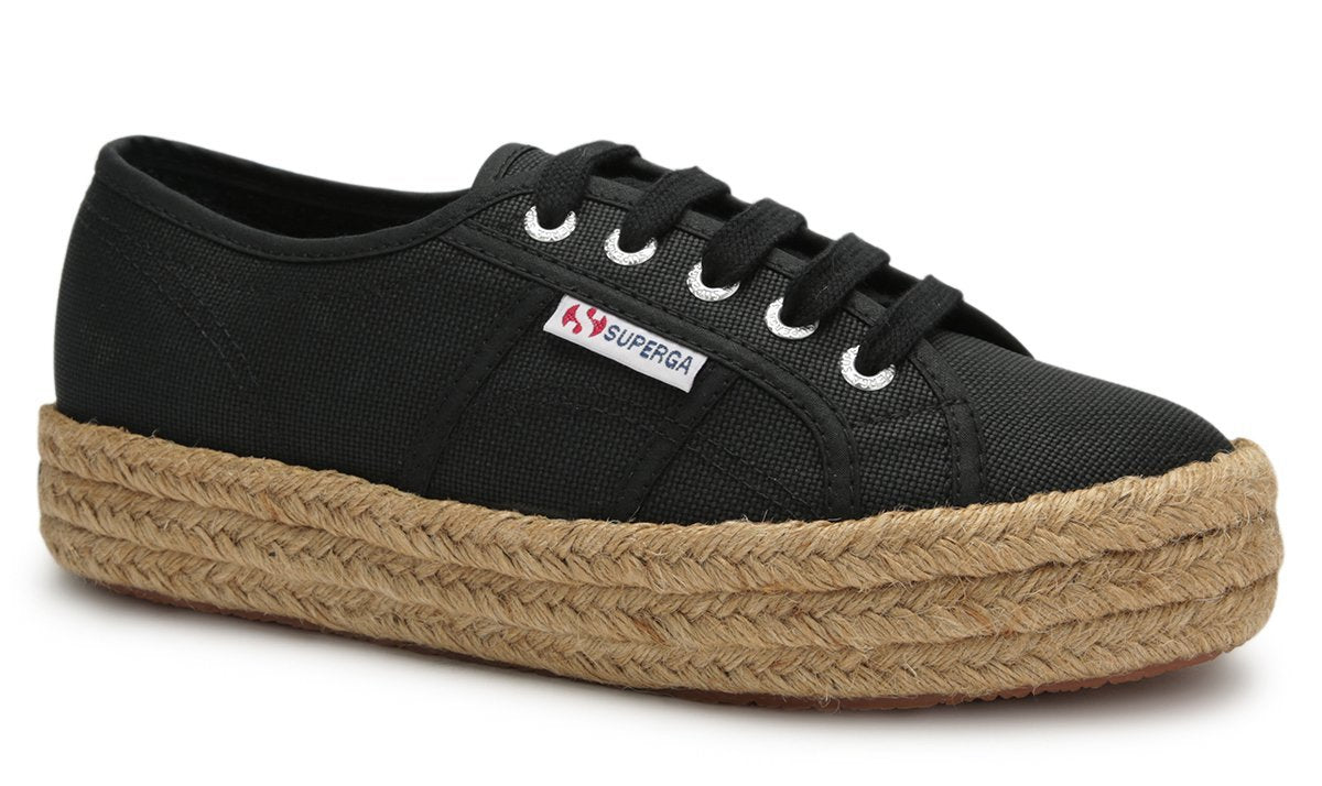 SUPERGA 2730 - COTROPEW - BLACK