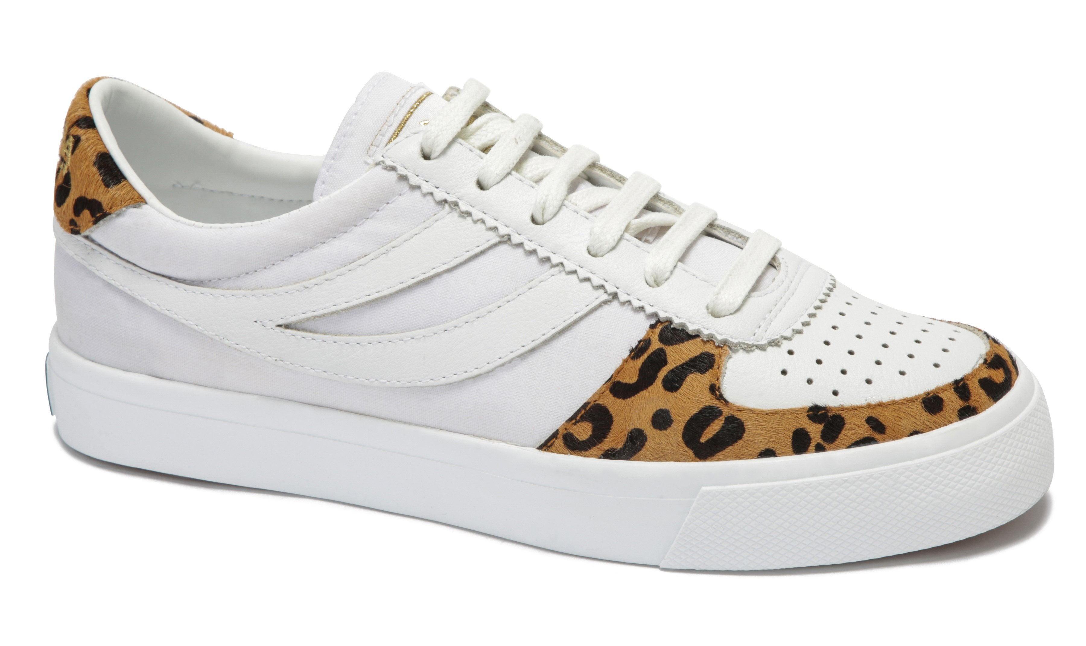 SUPERGA 2846 SEATTLE - WHITE ANIMALIER