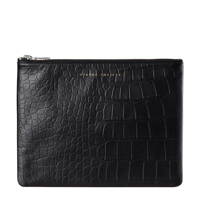 STATUS ANXIETY ANTI-HEROINE CLUTCH