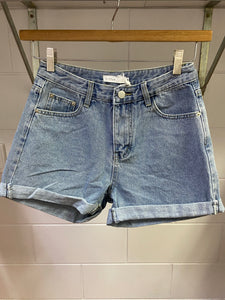CBI BERLIN SHORTS - DENIM