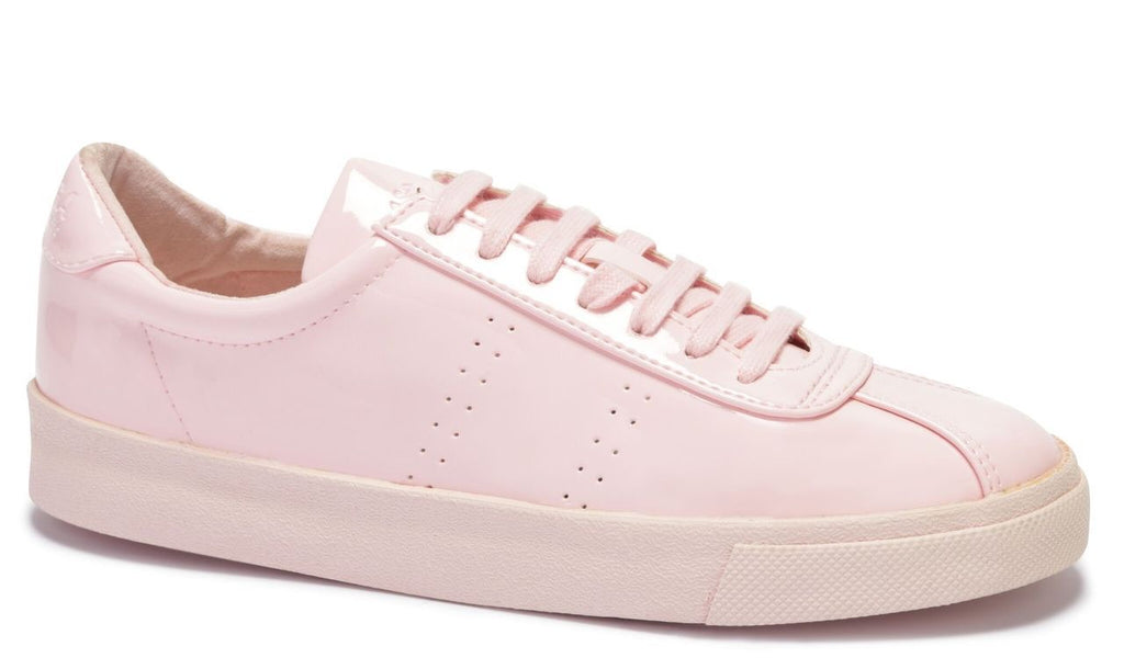 SUPERGA 2843 CLUB SYNLEAWPASTELS - TOTAL PINK