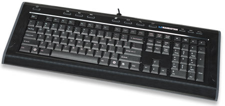 Advanced Multi-Media Keyboard Image 1