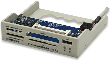 Multi-Card Reader/Writer Image 1