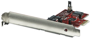 SATA 3 Gb/s RAID PCI Express Card Image 1