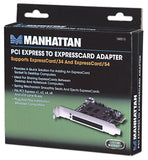 PCI Express to ExpressCard Adapter Packaging Image 2