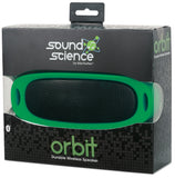 Sound Science Orbit Durable Wireless Speaker Packaging Image 2