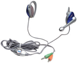Ear-Hook Stereo Headset Image 1