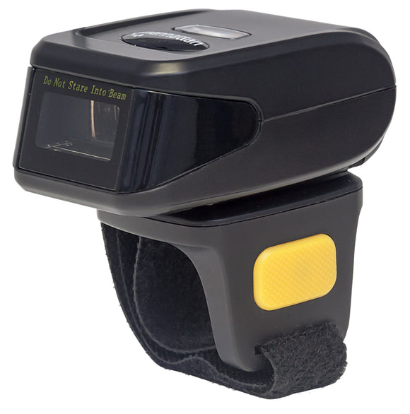 1D Mini Ring Laser Barcode Scanner Image 1