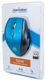 Curve Wireless Optical Mouse Packaging Image 2