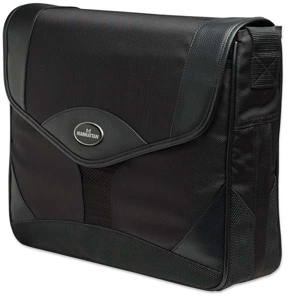 Milan Notebook Computer Messenger Bag Image 1