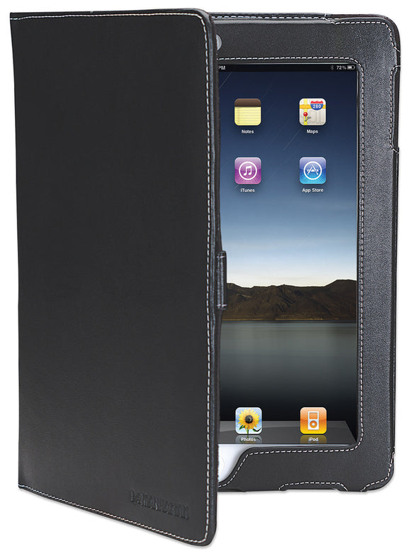 Leather Folio Case for the iPad (2/3/4 Gen.) Image 1
