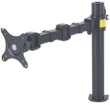 LCD Monitor Mount with Double-Link Swing Arm Image 4