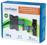 Universal Flat-Panel TV Articulating Wall Mount Packaging Image 2