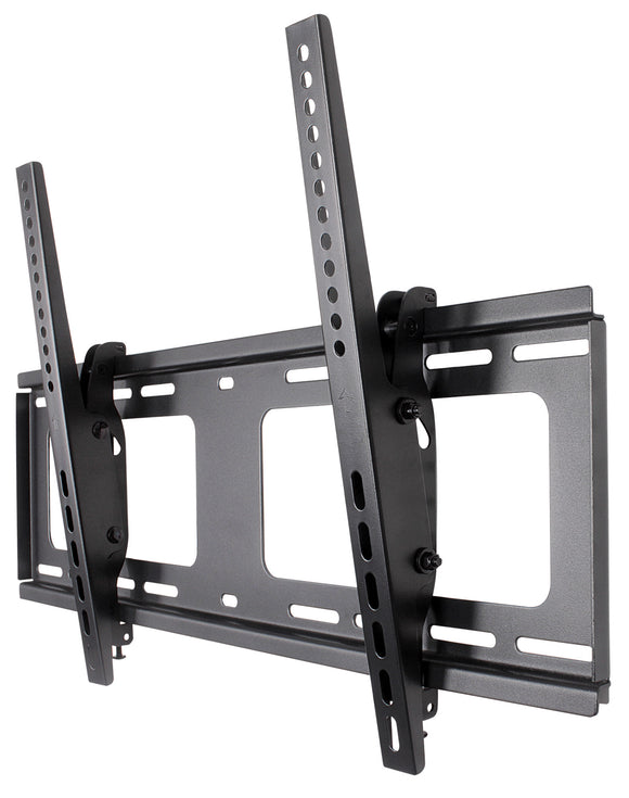 Universal Flat-Panel TV Tilting Wall Mount with Post-Leveling Adjustment Image 1