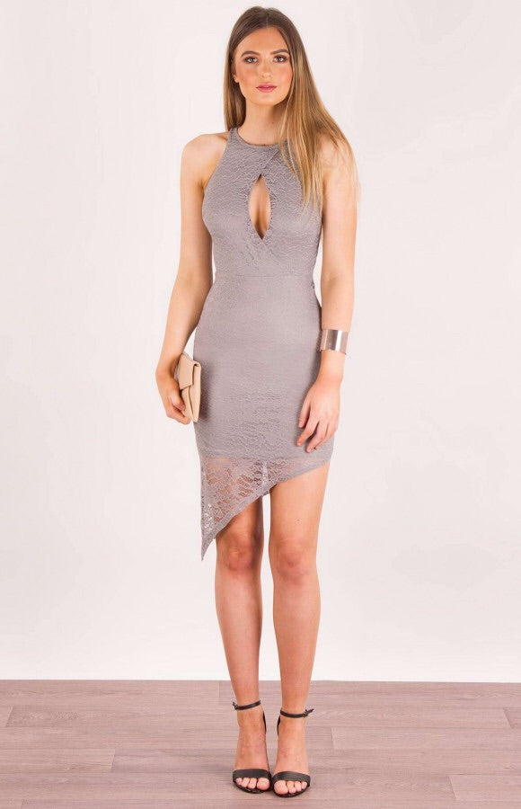 ALL IN LACE BODYCON